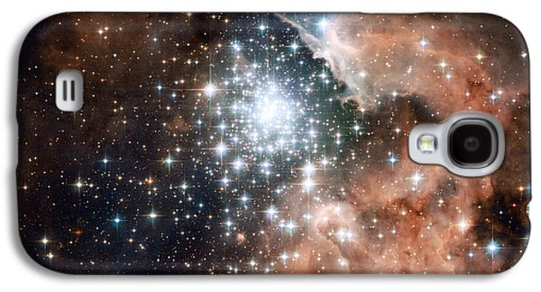 Ngc 3603, Star Cluster Galaxy S4 Case