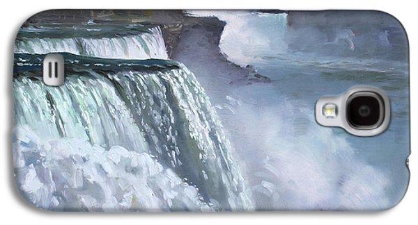Niagara American Falls Galaxy S4 Case