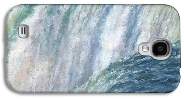 Niagara Falls Galaxy S4 Case by David Stribbling