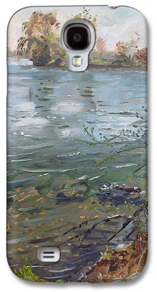 Niagara River Spring 2013 Galaxy S4 Case