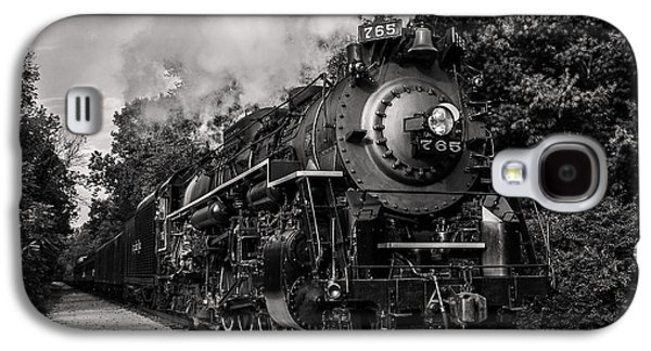 Nickel Plate Berkshire 765 Galaxy S4 Case