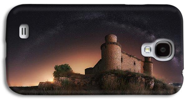 Castle Galaxy S4 Case - Night In The Old Castle by Iv?n Ferrero
