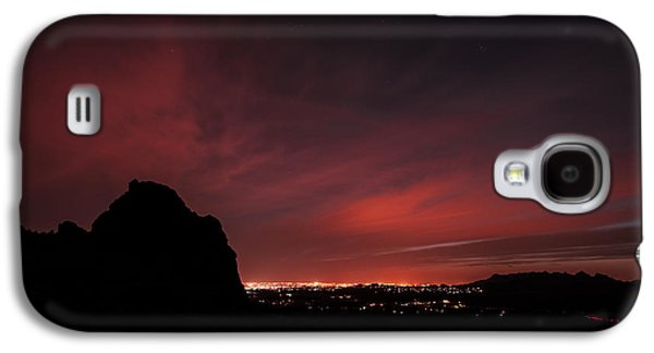 Night Lights Galaxy S4 Case by Anthony Citro