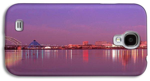 Night Memphis Tn Galaxy S4 Case