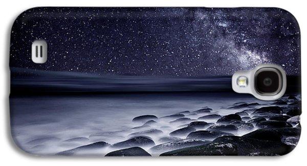 Night Shadows Galaxy S4 Case
