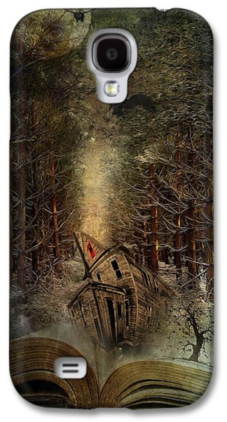 Night Story Galaxy S4 Case by Svetlana Sewell