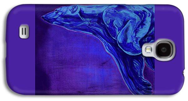 Night Swimmer Galaxy S4 Case by Derrick Higgins