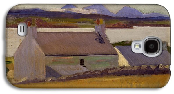 Nightfall  Iona Galaxy S4 Case by Francis Campbell Boileau Cadell
