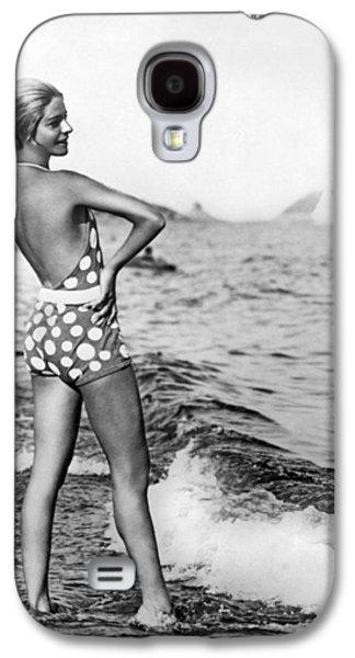Nikitina's Bathing Suit Galaxy S4 Case