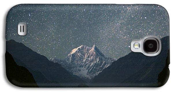 Nilgiri South Galaxy S4 Case by Anton Jankovoy