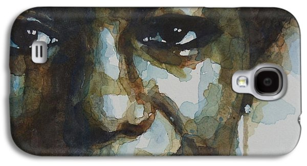 Nina Simone Galaxy S4 Case by Paul Lovering