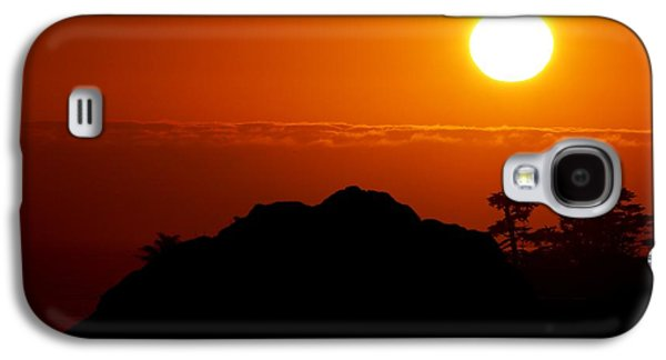 Nine-eleven Sunset Galaxy S4 Case