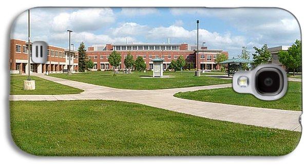 Marquette Galaxy S4 Case - Northern Michigan University by Georgia Fowler