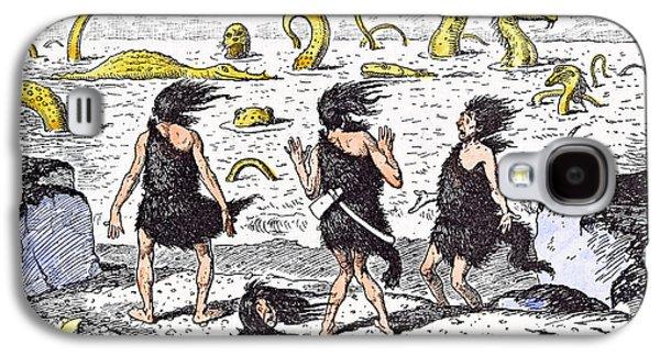 No Bathing Today Galaxy S4 Case by Reed, Edward Tennyson (1860-1933), British