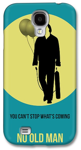 No Country For Old Man Poster 5 Galaxy S4 Case