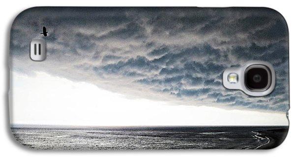 No Fear - Beach Art By Sharon Cummings Galaxy S4 Case by Sharon Cummings