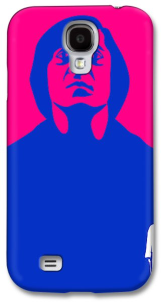 Minimalist Galaxy S4 Case - No Old Man Poster 4 by Naxart Studio