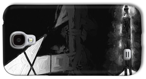 No One There Galaxy S4 Case