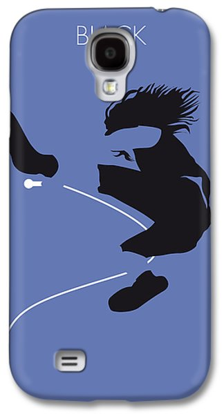 No008 My Pearl Jam Minimal Music Poster Galaxy S4 Case by Chungkong Art