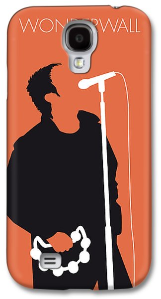 No023 My Oasis Minimal Music Poster Galaxy S4 Case