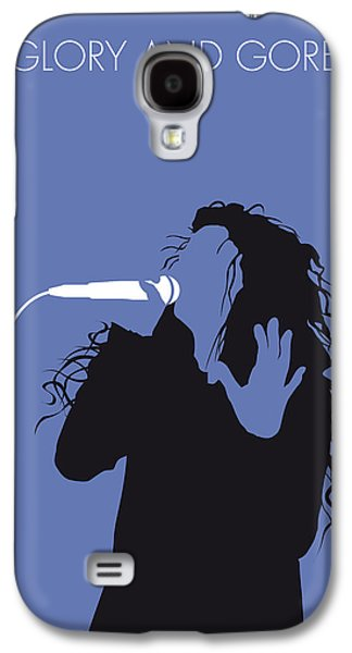 No028 My Lorde Minimal Music Poster Galaxy S4 Case