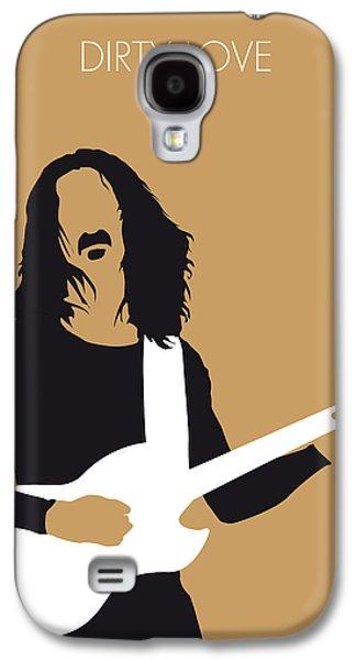 No040 My Frank Zappa Minimal Music Poster Galaxy S4 Case