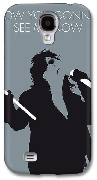 No047 My Alice Cooper Minimal Music Poster Galaxy S4 Case