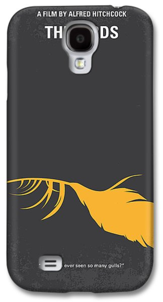 Jet Galaxy S4 Case - No110 My Birds Movie Poster by Chungkong Art