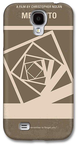 No243 My Memento Minimal Movie Poster Galaxy S4 Case by Chungkong Art