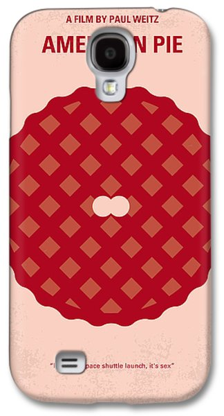 Finch Galaxy S4 Case - No262 My American Pie Minimal Movie Poster by Chungkong Art