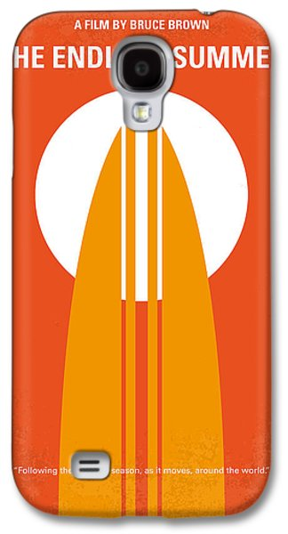 No274 My The Endless Summer Minimal Movie Poster Galaxy S4 Case