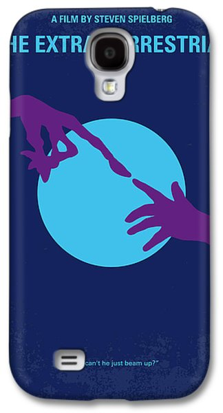 No282 My Et Minimal Movie Poster Galaxy S4 Case by Chungkong Art