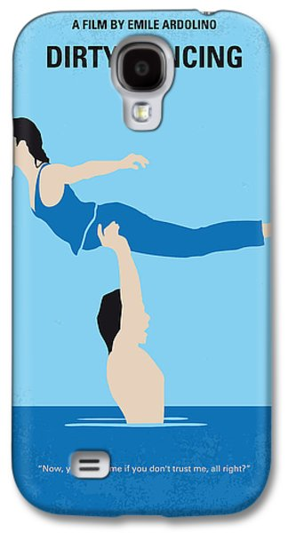 No298 My Dirty Dancing Minimal Movie Poster Galaxy S4 Case
