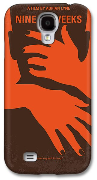 No305 My Nine Half Weeks Minimal Movie Poster Galaxy S4 Case