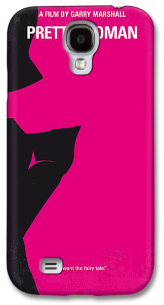 No307 My Pretty Woman Minimal Movie Poster Galaxy S4 Case by Chungkong Art