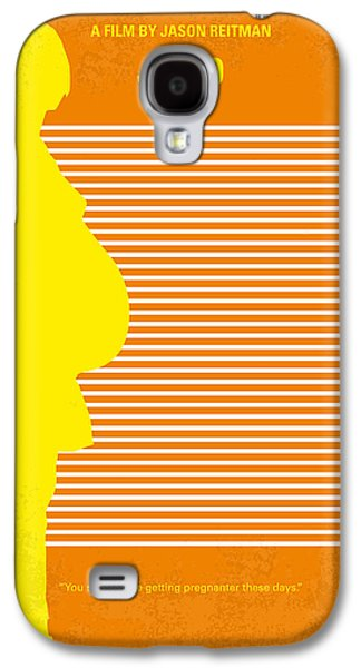 No326 My Juno Minimal Movie Poster Galaxy S4 Case by Chungkong Art