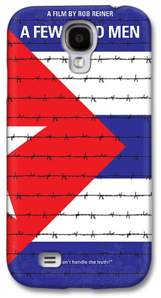 No417 My A Few Good Men Minimal Movie Poster Galaxy S4 Case by Chungkong Art