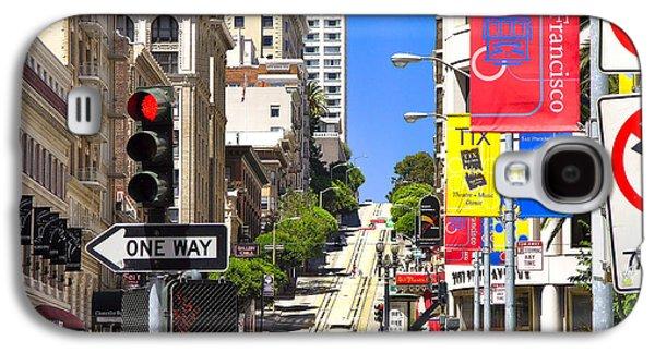 Nob Hill - San Francisco Galaxy S4 Case