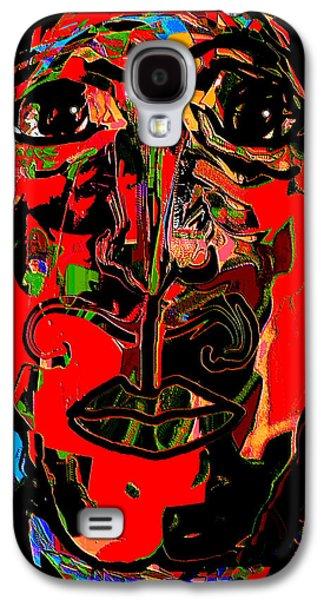 Norman Galaxy S4 Case