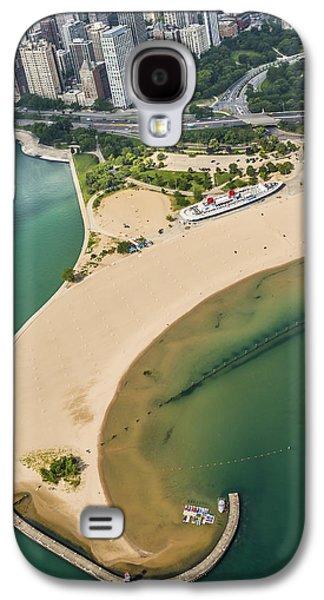 North Avenue Beach And Castaways Restaurant Galaxy S4 Case