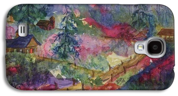 North Country Summer Galaxy S4 Case