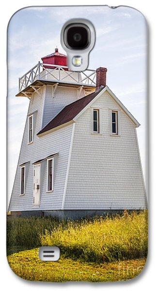 North Rustico Lighthouse Galaxy S4 Case by Elena Elisseeva