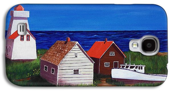 North Rustico - Prince Edwards Island Galaxy S4 Case