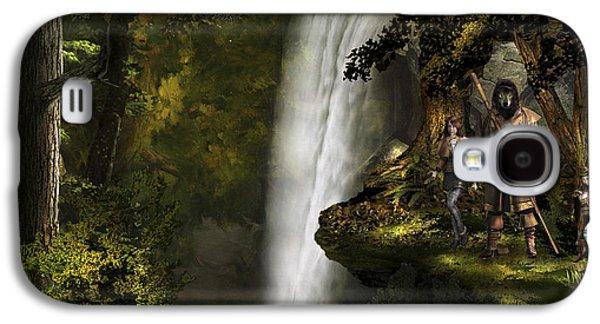 Northern Oz #46 Galaxy S4 Case by Vjkelly Artwork