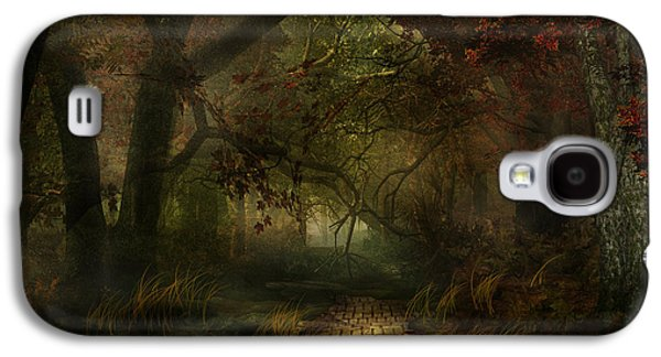 Northern Oz The Woods Galaxy S4 Case by Vjkelly Artwork