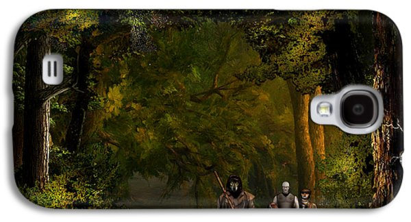 Northern Oz....41 Galaxy S4 Case by Vjkelly Artwork