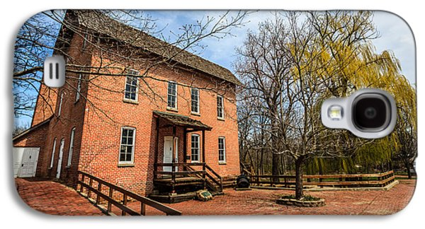 Northwest Indiana Grist Mill Galaxy S4 Case by Paul Velgos