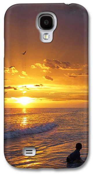 Not Yet - Sunset Art By Sharon Cummings Galaxy S4 Case