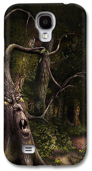 Nothern Oz #45 Galaxy S4 Case by Vjkelly Artwork