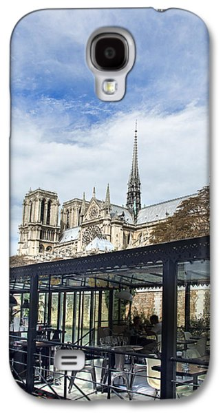Notre Dame Galaxy S4 Case